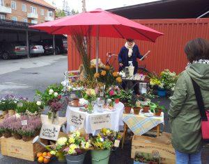 Kulturmarknad på Pilgatan - Linné och Grankvist