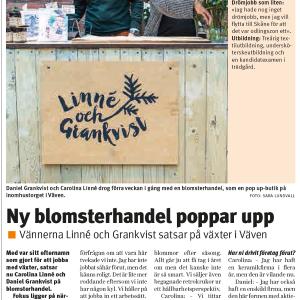 Idag är vi i Umeå tidning