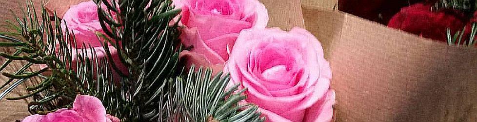 Blomsterbud inom Umeå