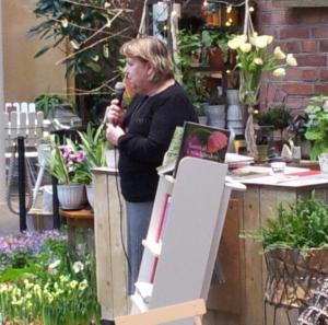Cecilia Flodström, Umeå stadsbibliotek